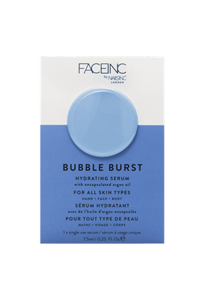 INC.redible Cosmetics Bubble Burst Brightening Face Mask
