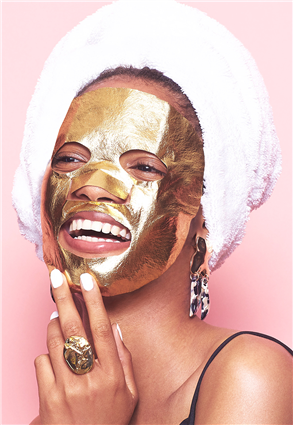 Gilt Tripper Exfoliating Face Mask
