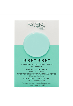 INC.redible Cosmetics Night Night Soothing Face Mask