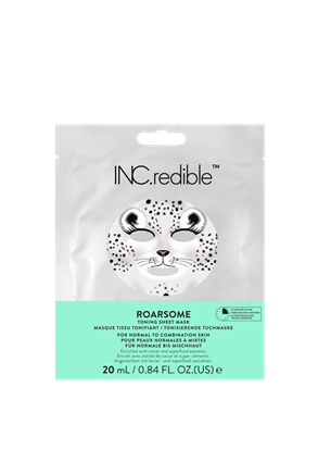 INC.redible Cosmetics Roarsome Purifying Face Mask