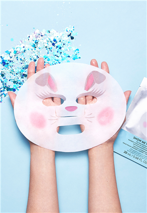 Show Me The Bunny Oil Balancing Face Mask