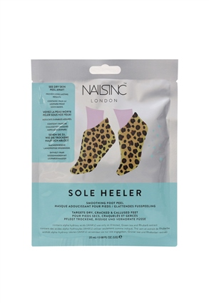 Nails.INC Sole Heeler Peeling Foot Mask