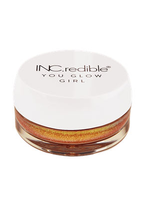 INC.redible Cosmetics Show Glow Highlighter