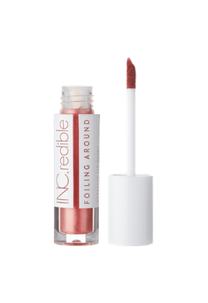 INC.redible Cosmetics Kissing Strangers Metallic Lip Gloss