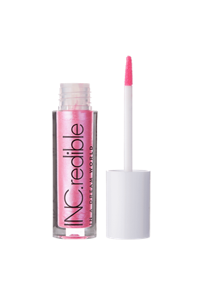 INC.redible Cosmetics Anything Flaming Goes Metallic Lip Gloss