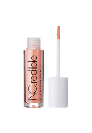INC.redible Cosmetics Never Peachless Metallic Lip Gloss
