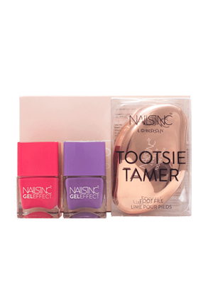 Nails.INC Sole Survivor Footcare Trio