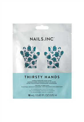 Nails.INC Thirsty Hands Moisturising Hand Mask