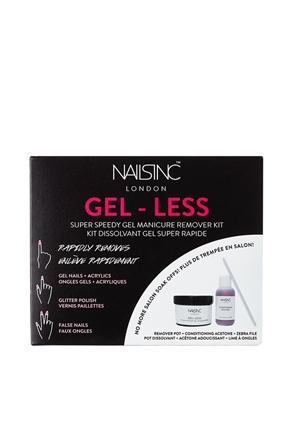 Nails.INC Gel-Less Gel Nail Polish Remover