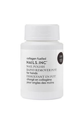 Powered by Collagen Nail Polish Remover