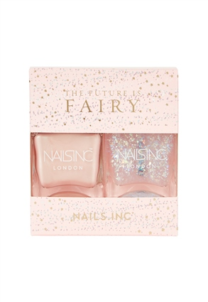 Nails.INC Future is Fairy Nail Polish Duo