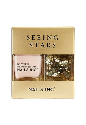 Nails.INC Seeing Stars Nail Polish Duo