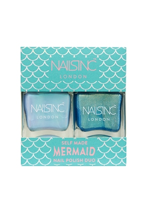 Nails.INC Self Made Mermaid Nail Polish Duo