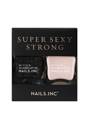 Nails.INC Super Sexy Strong Nail Polish Duo