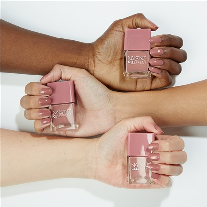 Gel Effect Nail Polish Trio