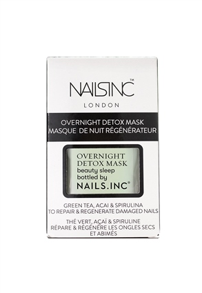 Overnight Detox Mask Strengthening Nail Treatment