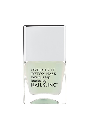 Nails.INC Overnight Detox Mask Strengthening Nail Treatment