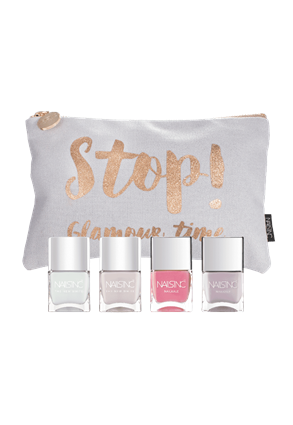 Nails.INC Stop! Glamour Time Nail Set