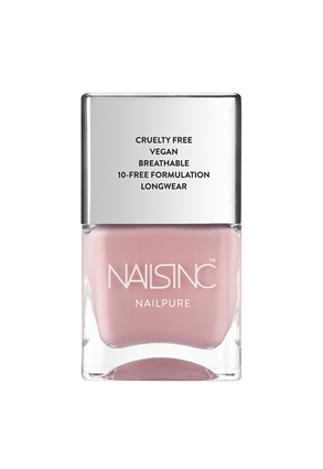 Nails.INC Bond Street Passage NailPure Nail Polish