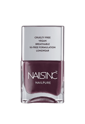 Nails.INC Fashion Therapy NailPure Nail Polish