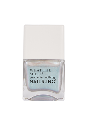 Nails.INC Let's Take A Shelfie Iridescent Nail Polish