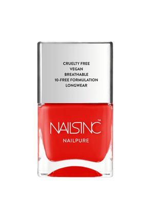 Nails.INC Mayfair Gardens NailPure Nail Polish