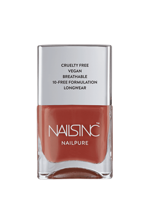 Nails.INC Model Behaviour NailPure Nail Polish
