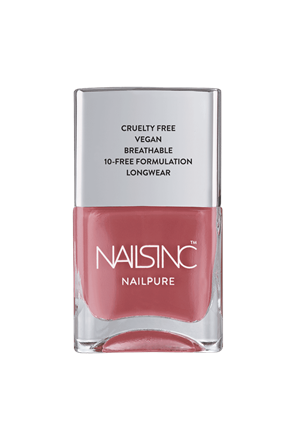 Nails.INC Professional Shopper NailPure Nail Polish