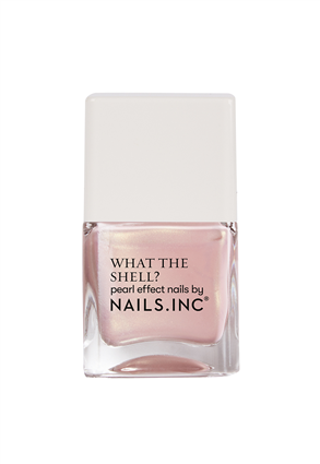 Nails.INC Shells Aloud Iridescent Nail Polish