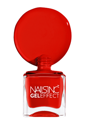 West End Gel Effect Nail Polish
