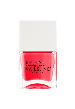 Nails.INC Browsing On Bond Street Quick Drying Nail Polish