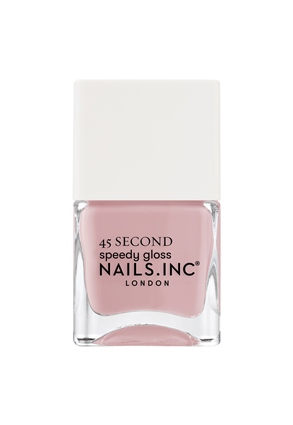 Nails.INC Kings Cross Keeps Cool Quick Drying Nail Polish