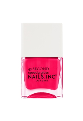 Nails.INC No Bad Days In Notting Hill  Quick Drying Nail Polish