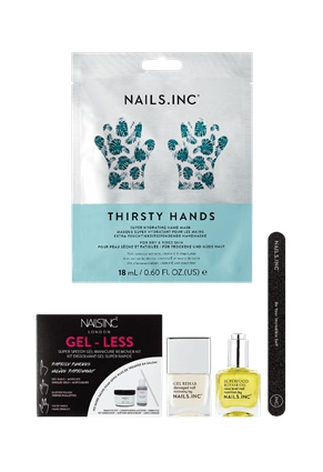 Gel-Less Manicure Kit