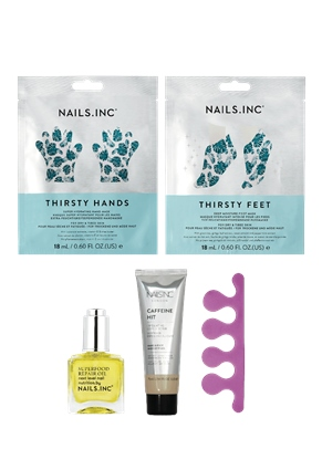 Hand & Foot Care 5-Piece Treatment Kit