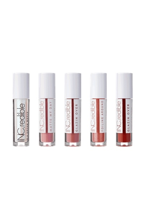 INC.redible Cosmetics Read My Lips Lip Gloss Collection