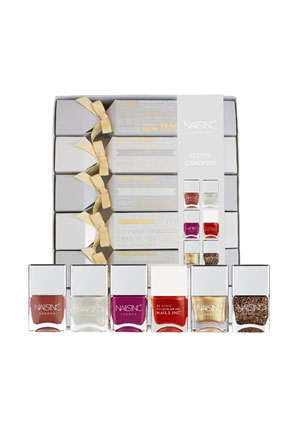6 Cracker Nail Collection