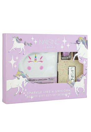 Nails.INC Sparkle Like a Unicorn Nail Kit