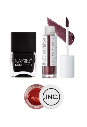 INC.redible Cosmetics Party Kit Make-up Set