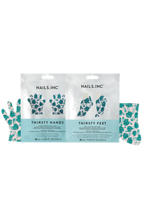 Nails.INC Hand and Foot Mask Duo
