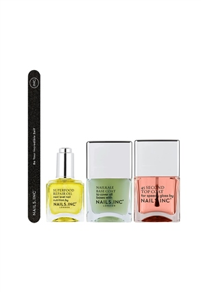 Essentials 4-Piece Nail Treatment Kit