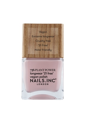 Nails.INC Mani Meditation Plant Based Vegan Nail Polish
