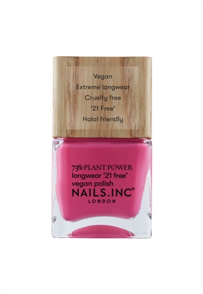 Nails.INC U Ok Hun? Plant Power Vegan Nail Polish