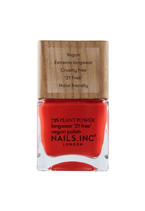 Nails.INC Eco Ego Plant Based Vegan Nail Polish