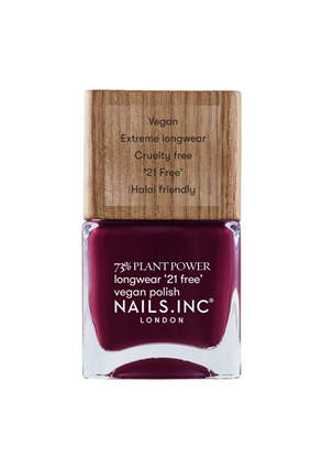 Nails.INC Flex My Complex Plant Power Vegan Nail Polish