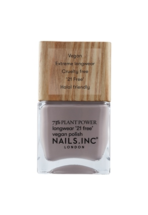 Nails.INC What's Your Spirituality Plant Power Vegan Nail Polish