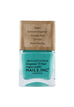 Nails.INC Just Avocado It  Plant Based Vegan Nail Polish
