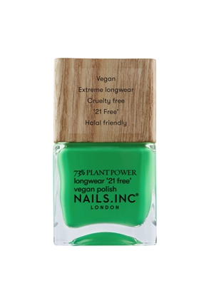 Nails.INC Mother Earth's Calling Plant Power Vegan Nail Polish