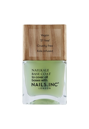 Nails.INC Plant Power Plant Based Vegan Base Coat