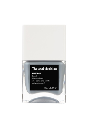 Nails.INC Anti-Decision Maker Nail Polish